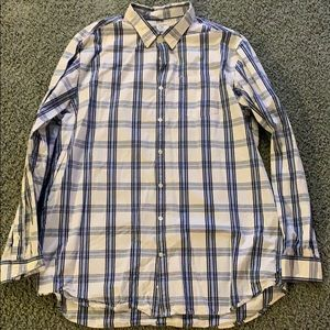 Old Navy button down. Tall